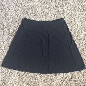 Prana Black Skirt